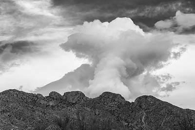 Mark Myhaver Royalty Free Images - Mushroom Cloud - Nature Made Royalty-Free Image by Mark Myhaver