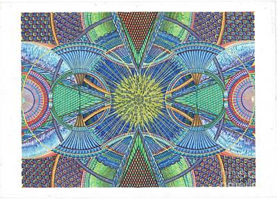 Music To My Eyes- In Solfeggio Original by Lidia Wasowicz