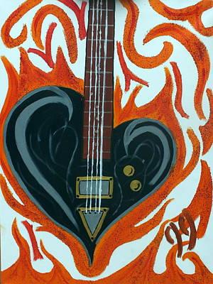 Music In My Heart Original by Jeff Harris