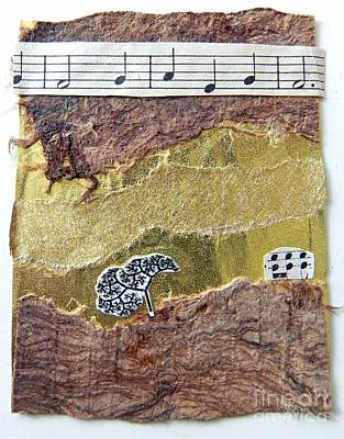 Mixed Media - Music Land by Patricia  Tierney