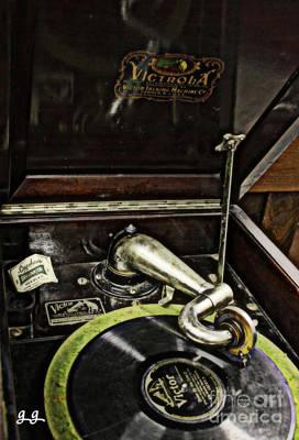Photograph - Music Machine by Geri Glavis
