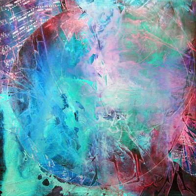 Music Magic Art Print by Chris Morningforest
