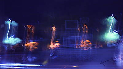 Photograph - Music Of The Night by Kume Bryant