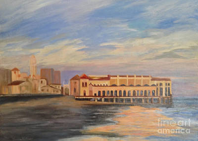 Painting - Music Pier by Joanne Killian