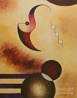 Musical Journey IIi Art Print