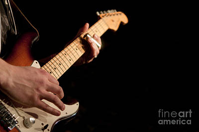 Musicians Royalty Free Images - Musician Royalty-Free Image by Gord Horne