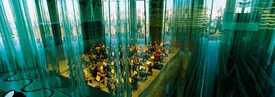 Musicians At A Concert Hall, Casa Da Art Print by Panoramic Images