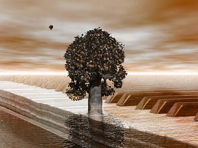 Surrealism Digital Art - Musicians by Betsy Knapp