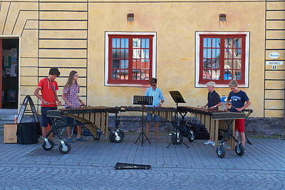 Musicians Royalty Free Images - Musicians Royalty-Free Image by Jouko Lehto