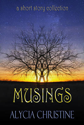 Digital Art - Musings Cover by Alycia Christine