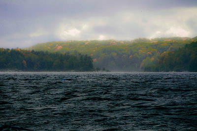 Photograph - Muskoka Storm by Douglas Pike