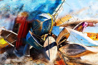Mussels Original by Juan Torrero