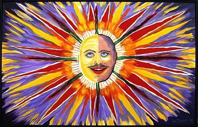 Mustache Sun Original