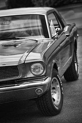 Photograph - Mustang by Gordon Dean II