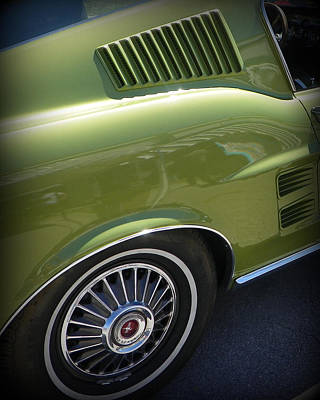 Photograph - Mustang Green by Sheri McLeroy