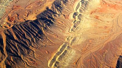 Photograph - Mutable Earth by Michelle Dallocchio