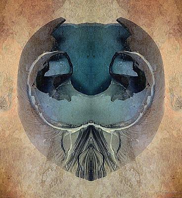 Mutation Art Print by WB Johnston
