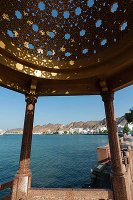Sergio Photograph - Mutrah, Muscat, Oman by Sergio Pitamitz