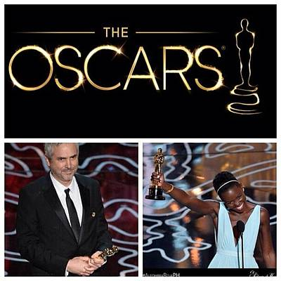 Oscars Photograph - The Oscars by Oscar Lopez