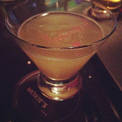Martini Photograph - My 100 Calorie Martini! #cheers by Dyan M