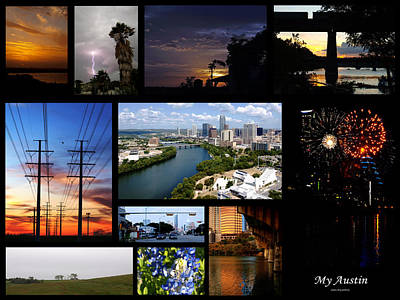Photograph - My Austin by James Granberry