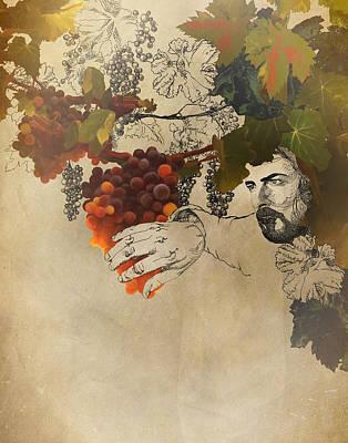 My Beloved Is The Best Among Ten Thousand Art Print by Sarah Wathen