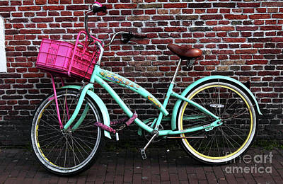 Photograph - My Bike by John Rizzuto