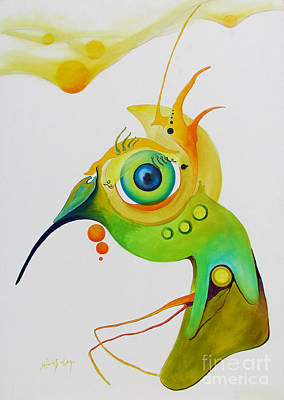 My Bird Art Print