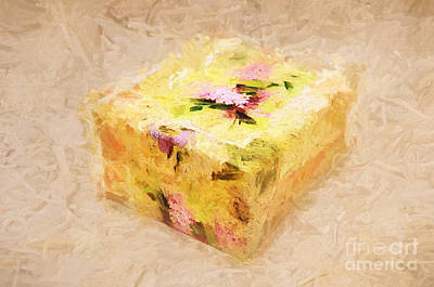 Treasure Box Photograph - My Box Of Secrets by Andee Design