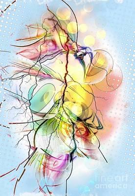 My Colors By Nico Bielow Art Print