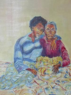 My Dear Grandma Original by Esther Newman-Cohen
