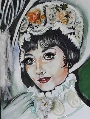 My Fair Lady- Audrey Hepburn  Original
