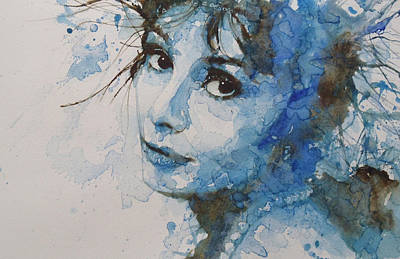 Goddess Painting - My Fair Lady by Paul Lovering