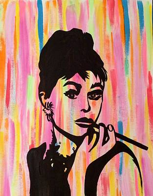 Painting - My Fair Lady by Surbhi Grover