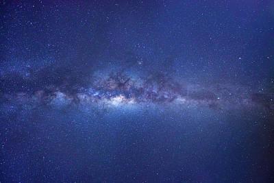 Photograph - My First Milky Way by Thanapol Marattana