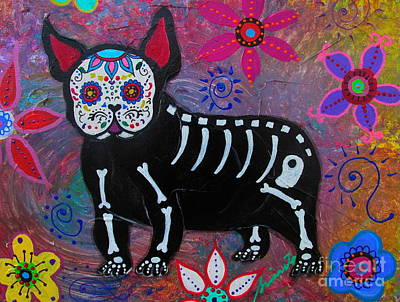 Painting - My Frenchie by Pristine Cartera Turkus