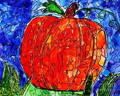 My Halloween Pumpkin Art Print by PainterArtist FIN