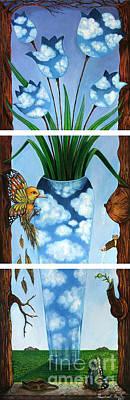 My Imagination Art Print by Praphavit Premtha