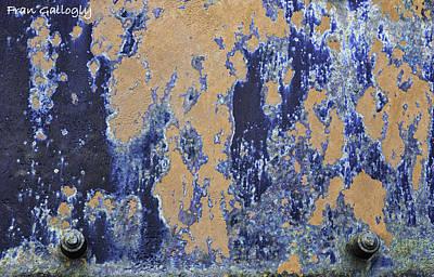 Photograph - My Jackson Pollock by Fran Gallogly