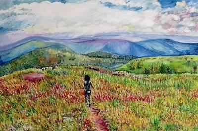 Painting - My Life by Aditi Bhatt