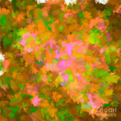 Holley Jacobs Digital Art - My Love Brown by Holley Jacobs
