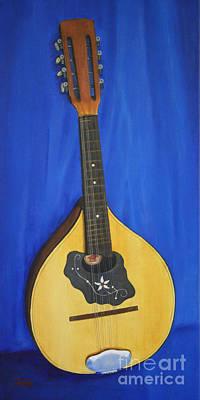 My Mandolin Original by Jimmie Bartlett
