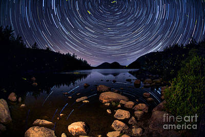 Startrails Photograph - My Midsummer Dream by Marco Crupi