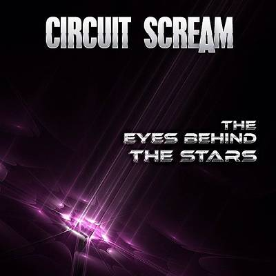 Music Photograph - The Eyes Behind The Stars Cover Art by Donnie Maynard Christianson