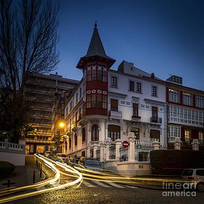 Photograph - My Old School In Ferrol Galicia Spain by Pablo Avanzini