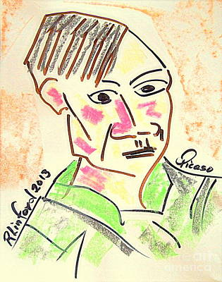 Picasso Original by Richard W Linford