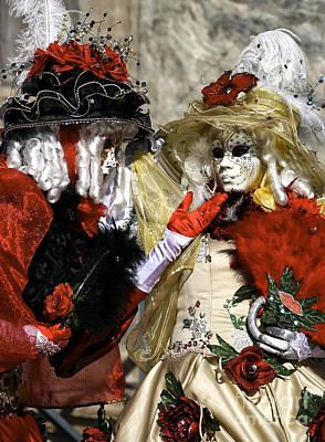 Carnevale Photograph - My Pretty by John Rizzuto