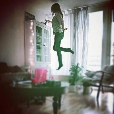 Fairy Photograph - My Real Fairy Friend. #fairy #air by Luis Aviles