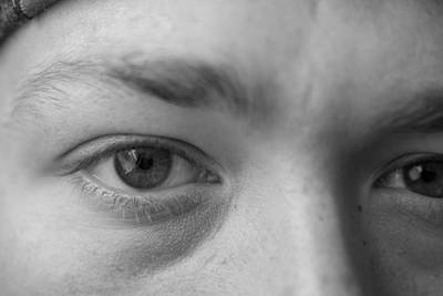 Photograph - My Right Eye by Nathan Hillis