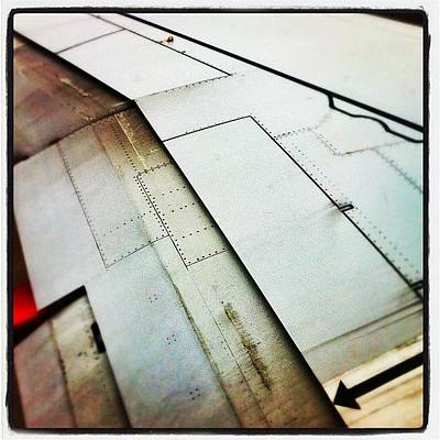Jet Photograph - My View. Travel Today.  #sna #travel by Tim Chandler
